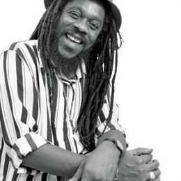 Dennis Brown, the Crown Prince of Reggae, passed away in 1999. Photograph by David Corio