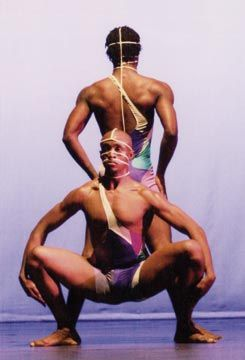 Millennial Beings, choregraphed by Marlon Simms. Photograph courtesy NDTC