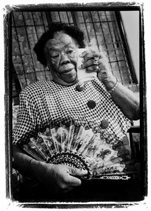 Iris Morgan: Jamaican immigrants to Central America took with them elements of British colonial behaviour and culture. Photograph by Abigail Hadeed