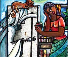 Illustrations by Shalini Seereeram