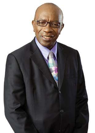 Jack Warner, FIFA vice-president. Photograph courtesy FIFA U17 Women's World Cup Trinidad