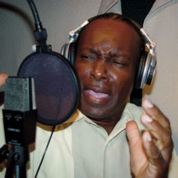 """The late Alphonsus """"Arrow"""" Cassell had a massive international hit with """"Hot Hot Hot"""". Photograph courtesy Chad Cumberbatch"""