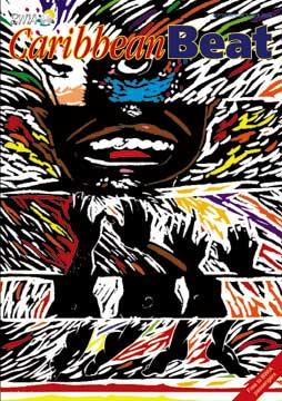 Celebrating Caribbean arts. Illustration by Marlon Griffith