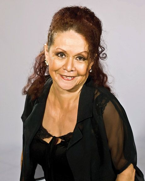Rosemary Stone. Photograph courtesy FWTT