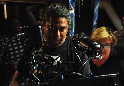 Trinidad and Tobago filmmaker Yao Ramesar. Photograph courtesy Yao Ramesar