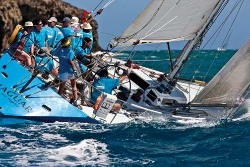 Spice Island Sailing. Photograph by Onne Van Der Wal