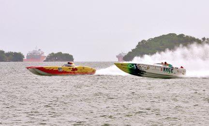 Great Race. Photograph courtesy Joey Danglade