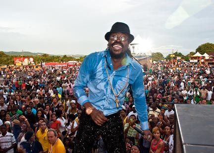 Reggae Sumfest. Photograph courtesy Suki Macdonald Kapahi