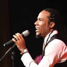Gospel singer Russell Leonce. Photograph by Kibwe Braithwaite, courtesy Russell Leonce