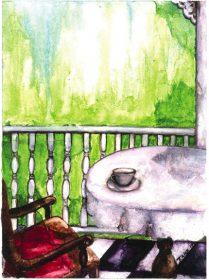 Illustration by Tessa Alexander