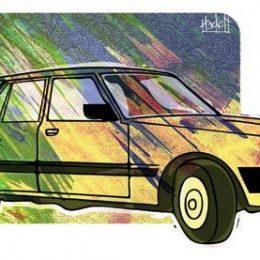 Illustration by James Hackett