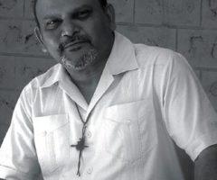 Fr Gregory Ramkissoon. Photograph courtesy CMB Creative