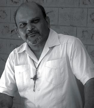 Fr Gregory Ramkissoon. Photograph courtesy CMB Creative
