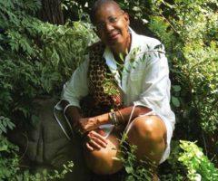 Marlene NourbeSe Philip. Photograph courtesy M NourbeSe Philip/Hardie Philip-Chamberlain