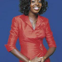 Karene Asche. Photograph courtesy Trinidad Express