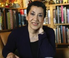 Andrea Levy. Photograph courtesy Laurie Fletcher