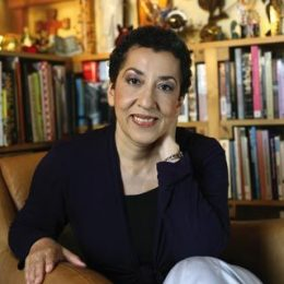 Andrea Levy. Photograph courtesy Laurie Fletcher