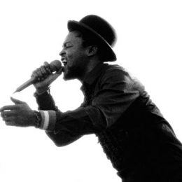 Sugar Minott. Photograph by David Corio/Redferns