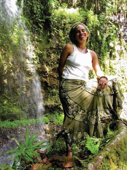 Nelly Stharre. Photograph courtesy Paul Crask