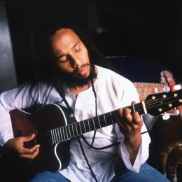 Ziggy Marley. Photograph courtesy Wonder Knack