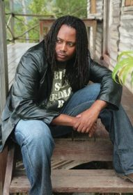 Duane Stephenson, only the second artiste to produce an album from scratch at VP Records. Photograph courtesy VP Records