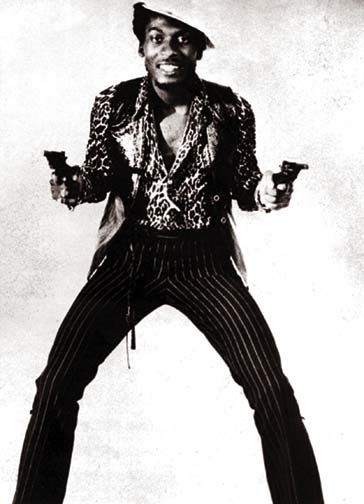 Jimmy Cliff. Photograph by UrbanImage.tv