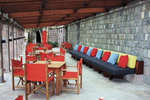 The Golden Rock Inn in Nevis. Photograph courtesy the Estate Houses