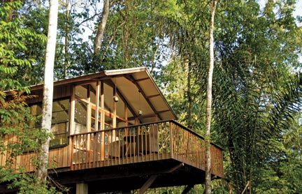Bergendal Eco Resort is a total change of scene