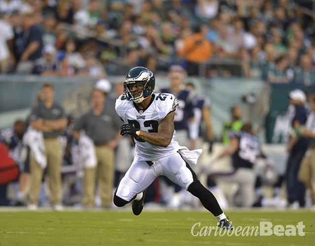 Patrick Chung • Philadelphia Eagles #23 • Born 19 August, 1987 • 5 feet, 11 inches; 210 pounds