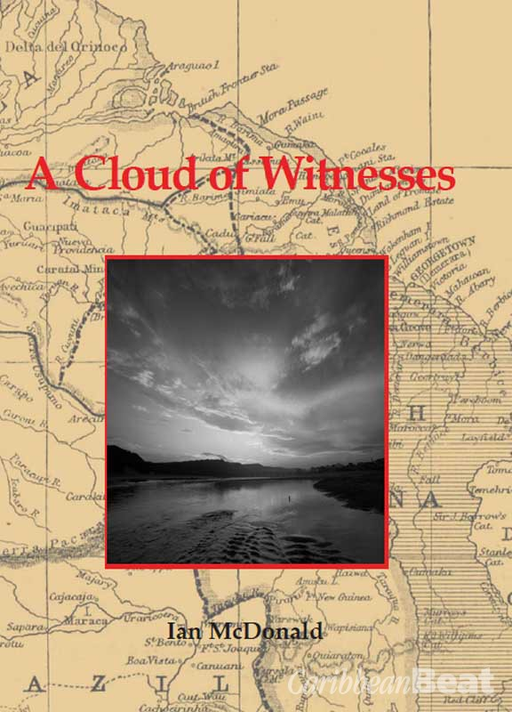 A Cloud of Witnesses, by Ian McDonald