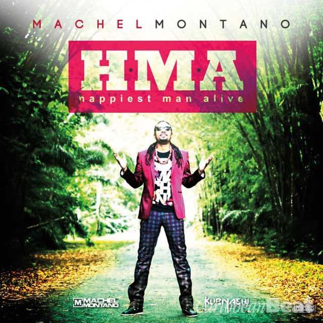 Happiest Man Alive and Drop it Down: Machel Montano