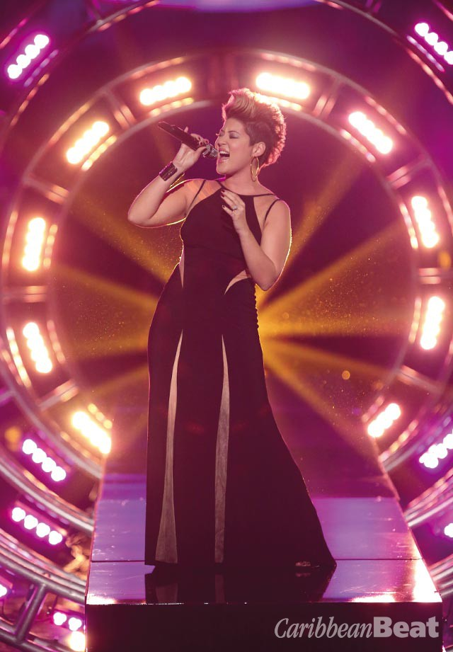 Tessanne Chin. Photograph by NBCU Photo Bank Via Getty Images