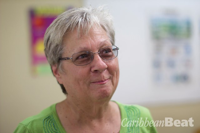 Debbie Jacob. Photograph by Kim Johnson