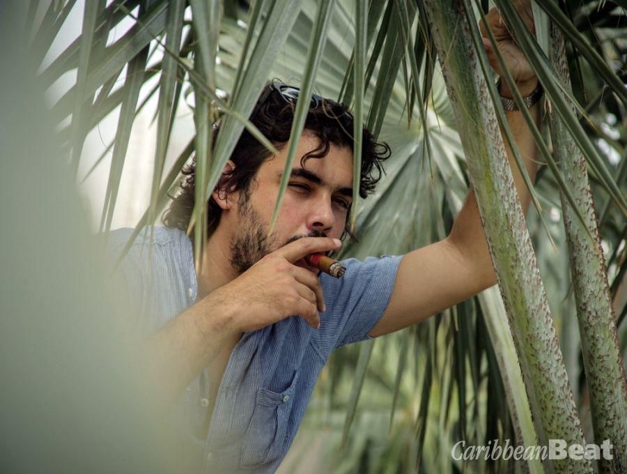 Carlos Lechuga. Photograph courtesy IFF Panamá