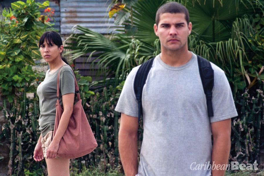 Yuliet Cruz and Armando Miguel Gómez, Melaza's lead actors. Courtesy Trinidad+Tobago Film Festival