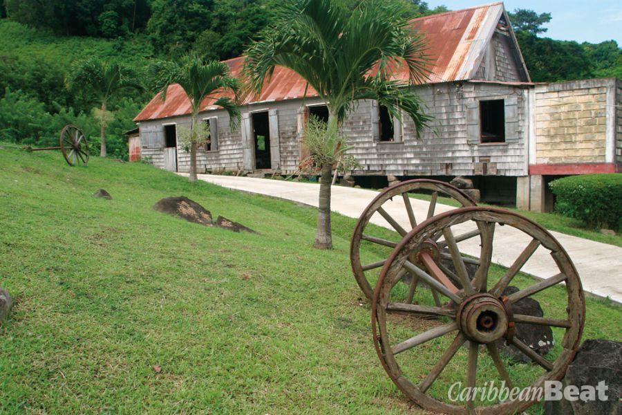 Belmont Estate. Photograph Courtesy Grenada Tourism Authority