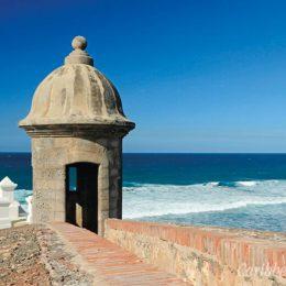Castillo San Felipe del Morro. Photograph by  Colin D. Young/Shutterstock.com