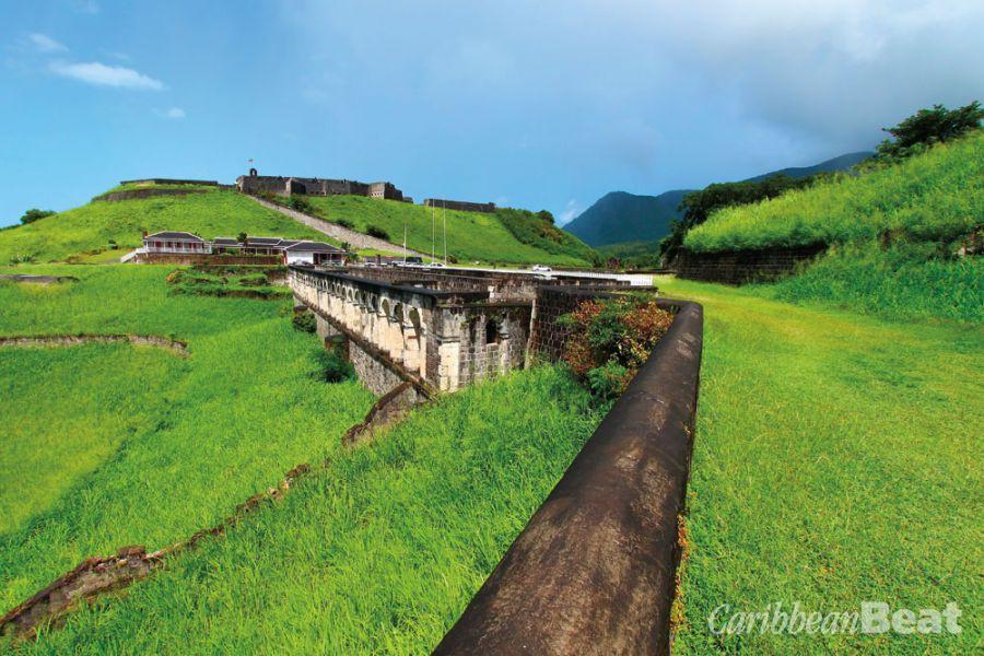 Brimstone Hill. Photograph by Jason Patrick Ross/Shutterstock.com
