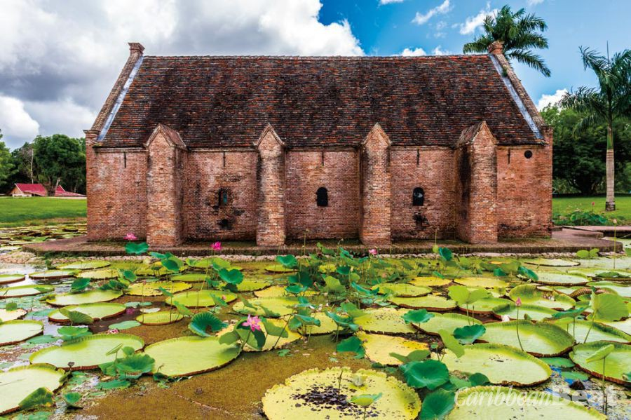 Fort Nieuw Amsterdam. Photograph by Jason Patrick Ross/Shutterstock.com