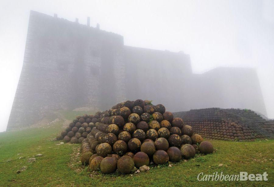 Citadelle Laferrière. Photograph by Daniel Alvarez/Shutterstock.com