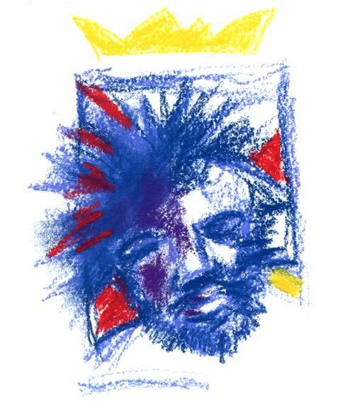 Original Dread. Illustration by Marlon Griffith