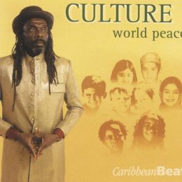 Culture's World Peace Album Cover