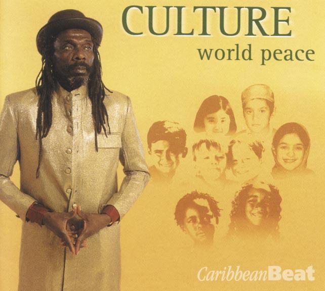 Culture's World Peace Album Cover