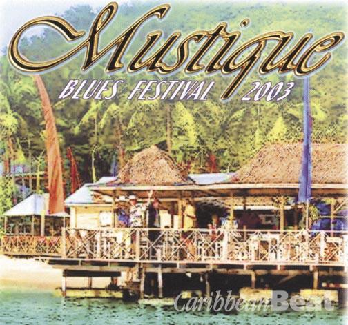 Album Cover for Mustique Blues Festival 2003
