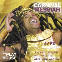 Album Cover for Carnival Messiah