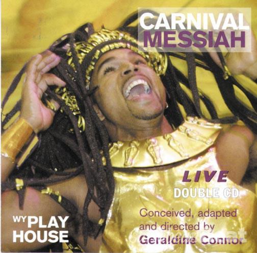 Album Cover for Carnival Messiah