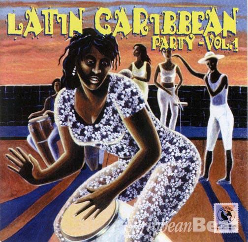 Latin Caribbean Party Album Cover