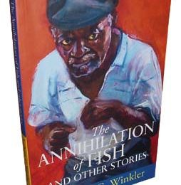 Cover of the Annihilation of Fish and Other Stories