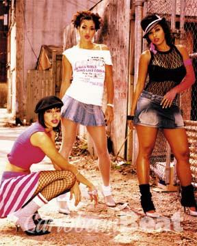 Brick & Lace, Courtesy Thoga Entertainment