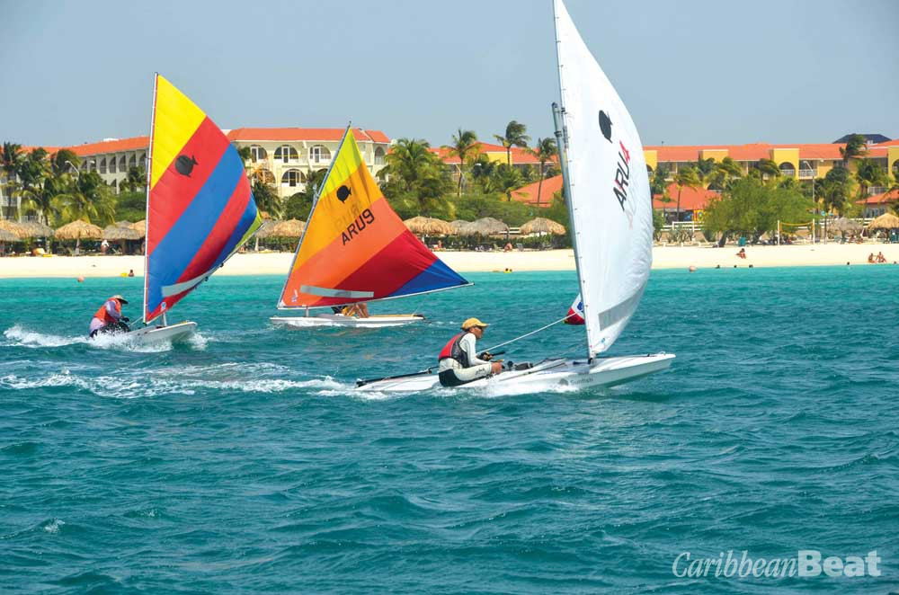 Photograph courtesy Aruba International Regatta